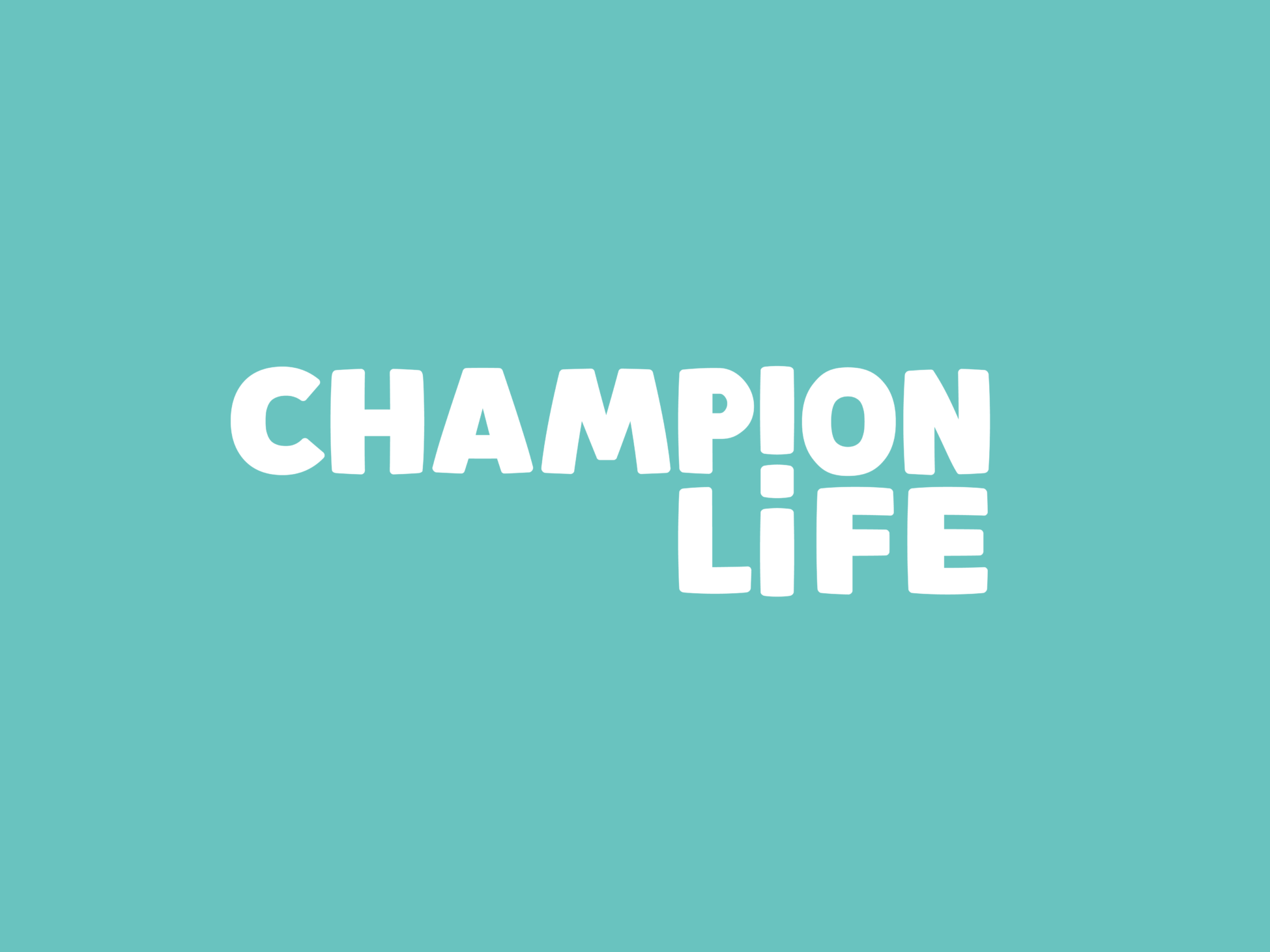 Champion Life logo