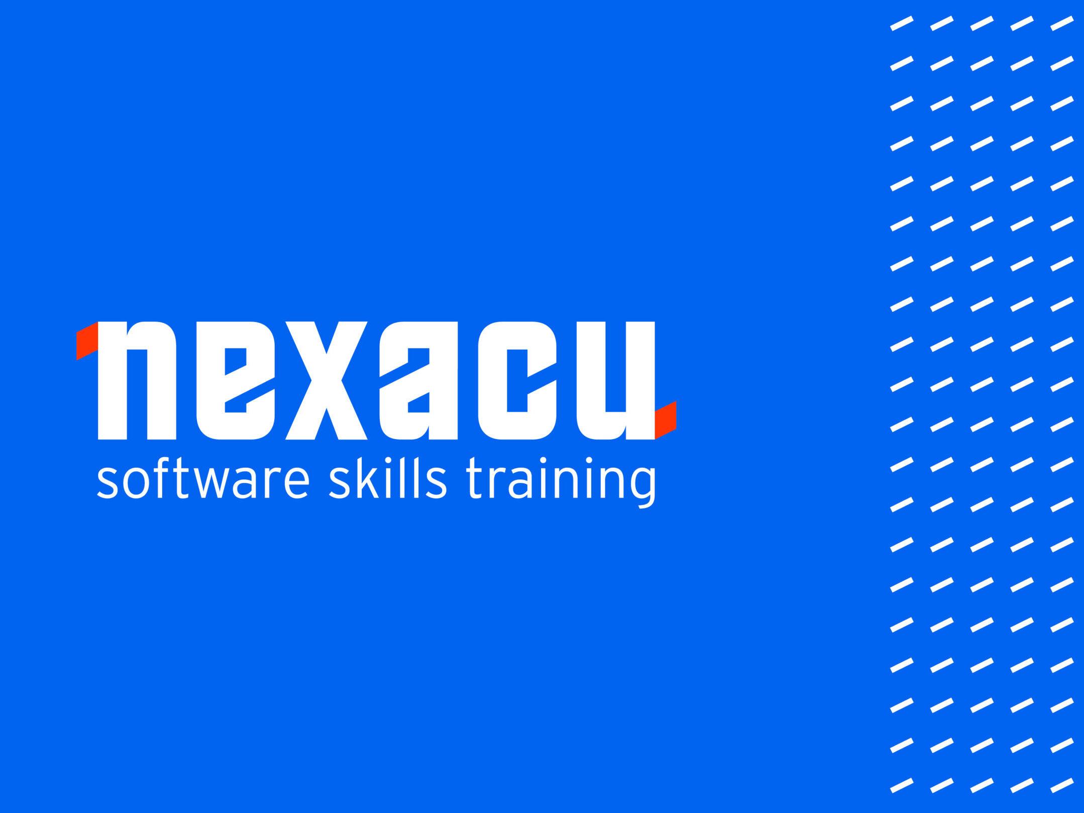 Nexacu - Software skills training logo