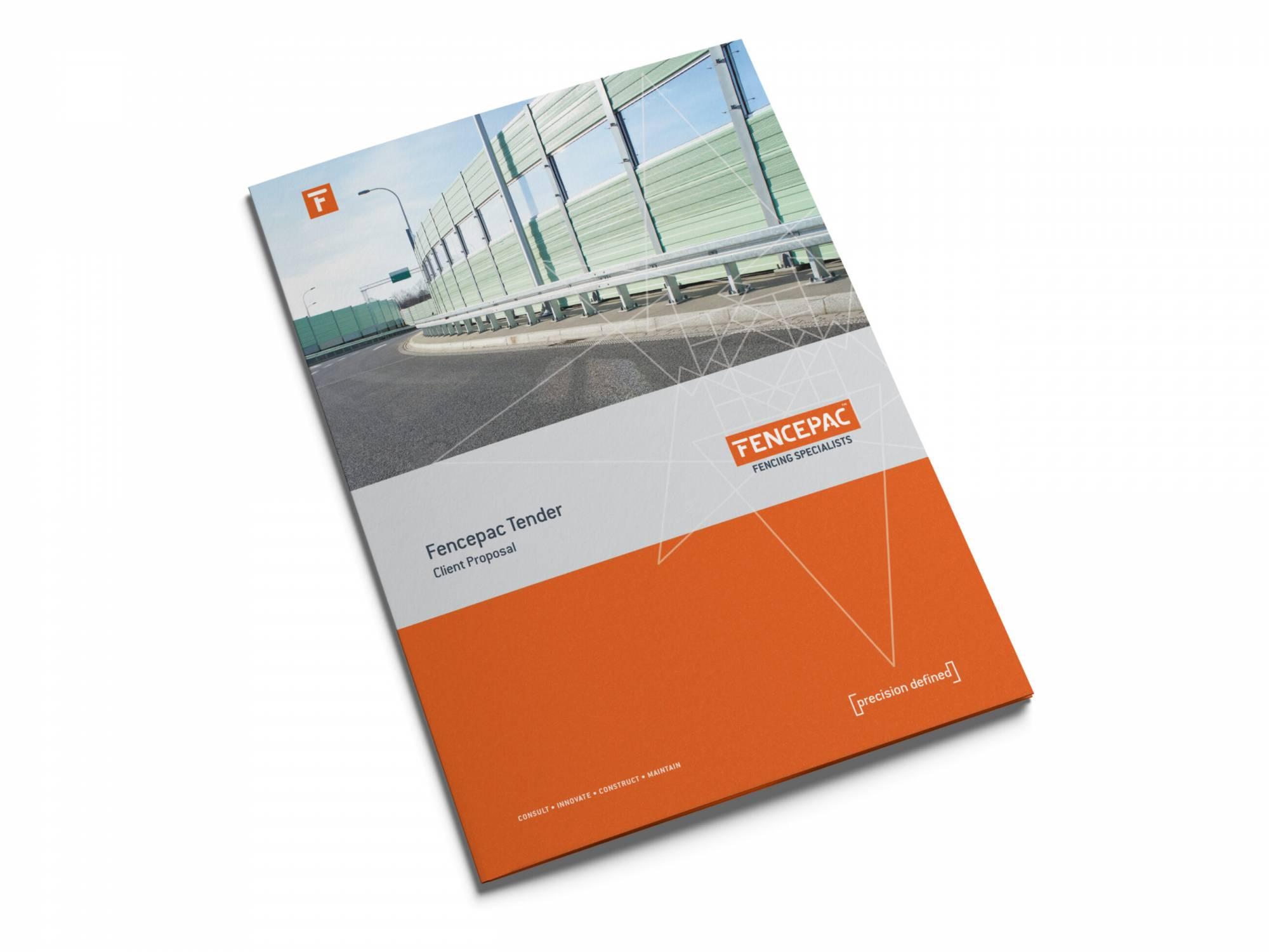 Fencepac - Brochure example