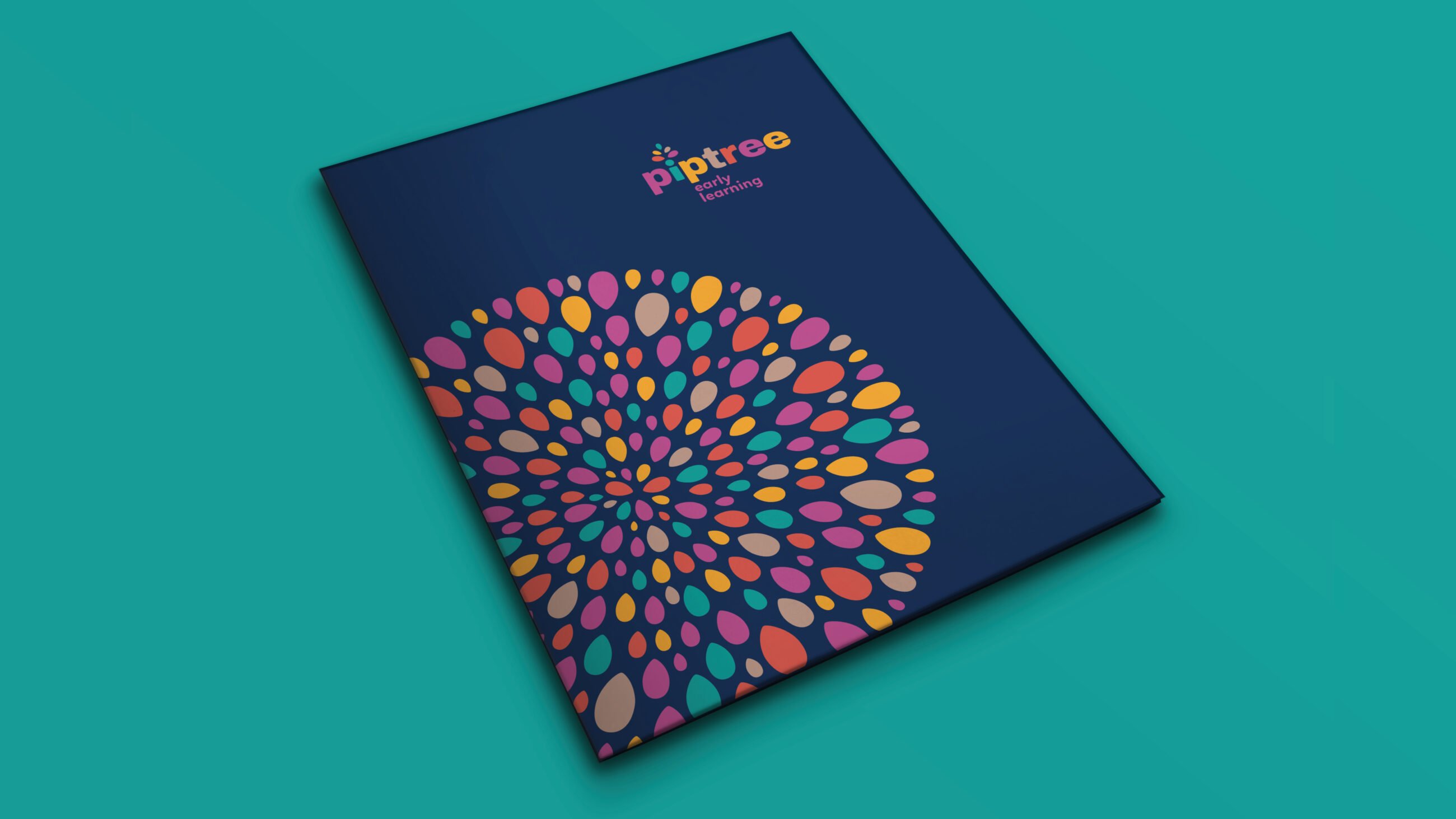 Piptree Early Learning - Brochure example