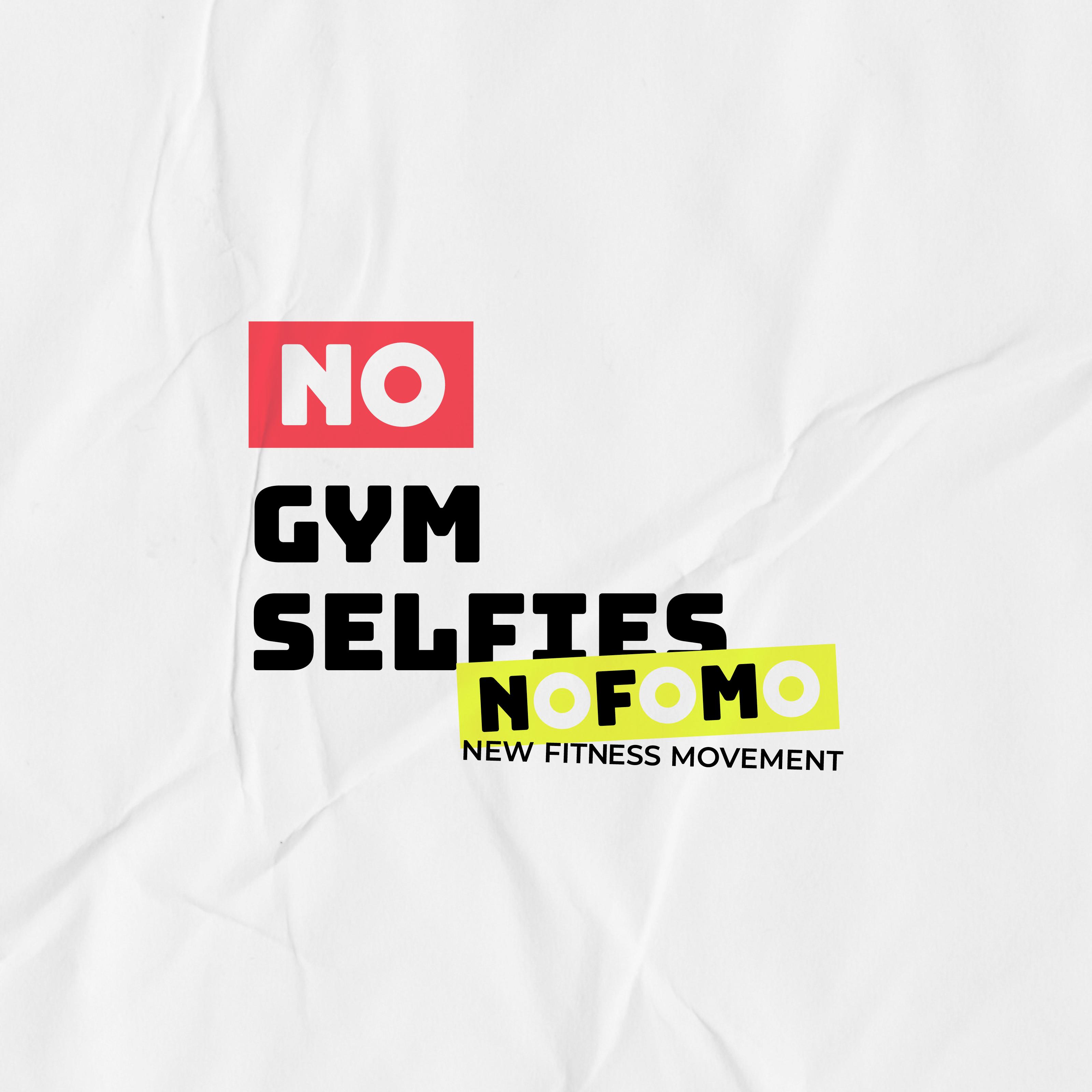 NOFOMO Branding example