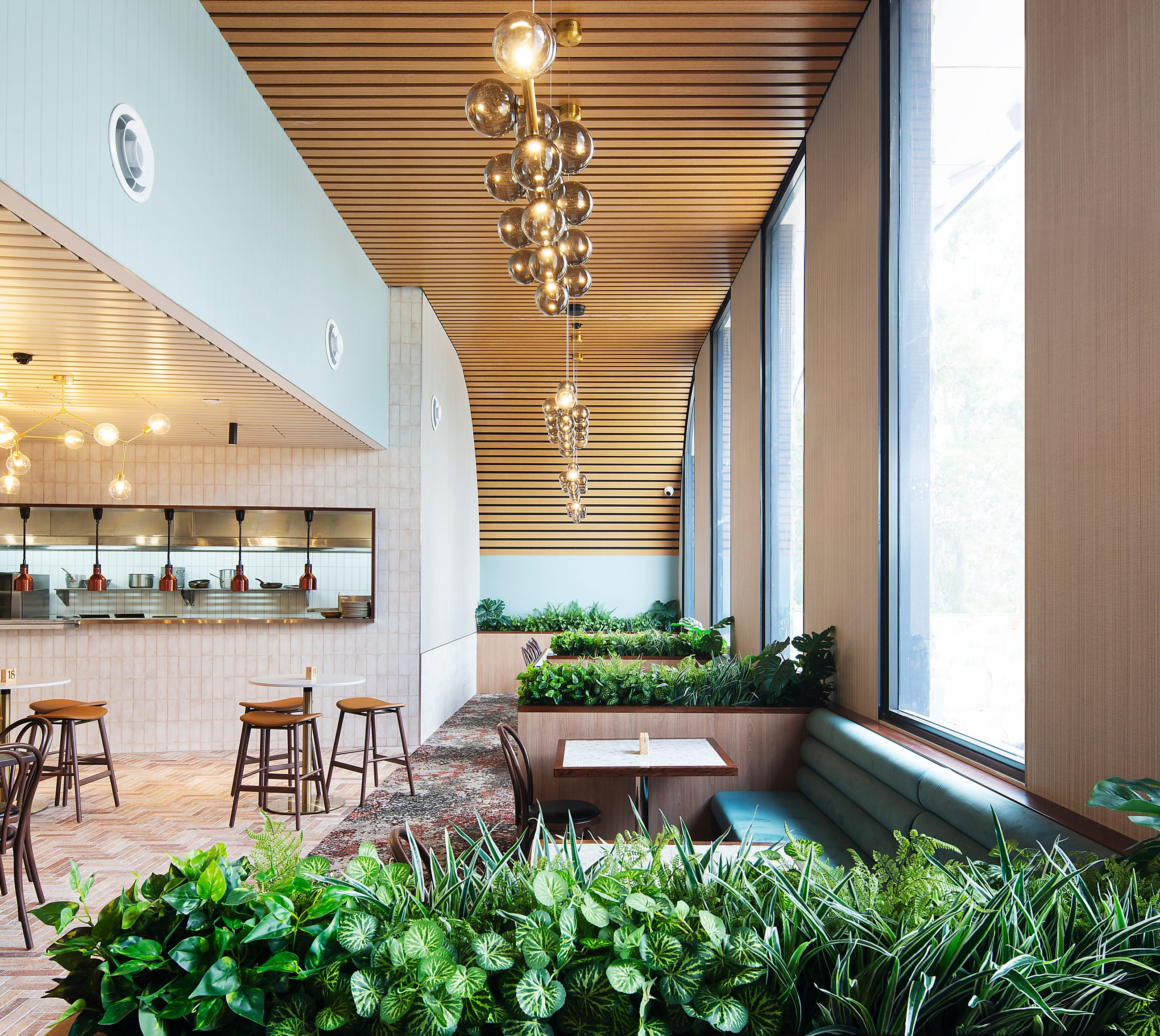Newly renovated community and leagues club in Wynnum Manly