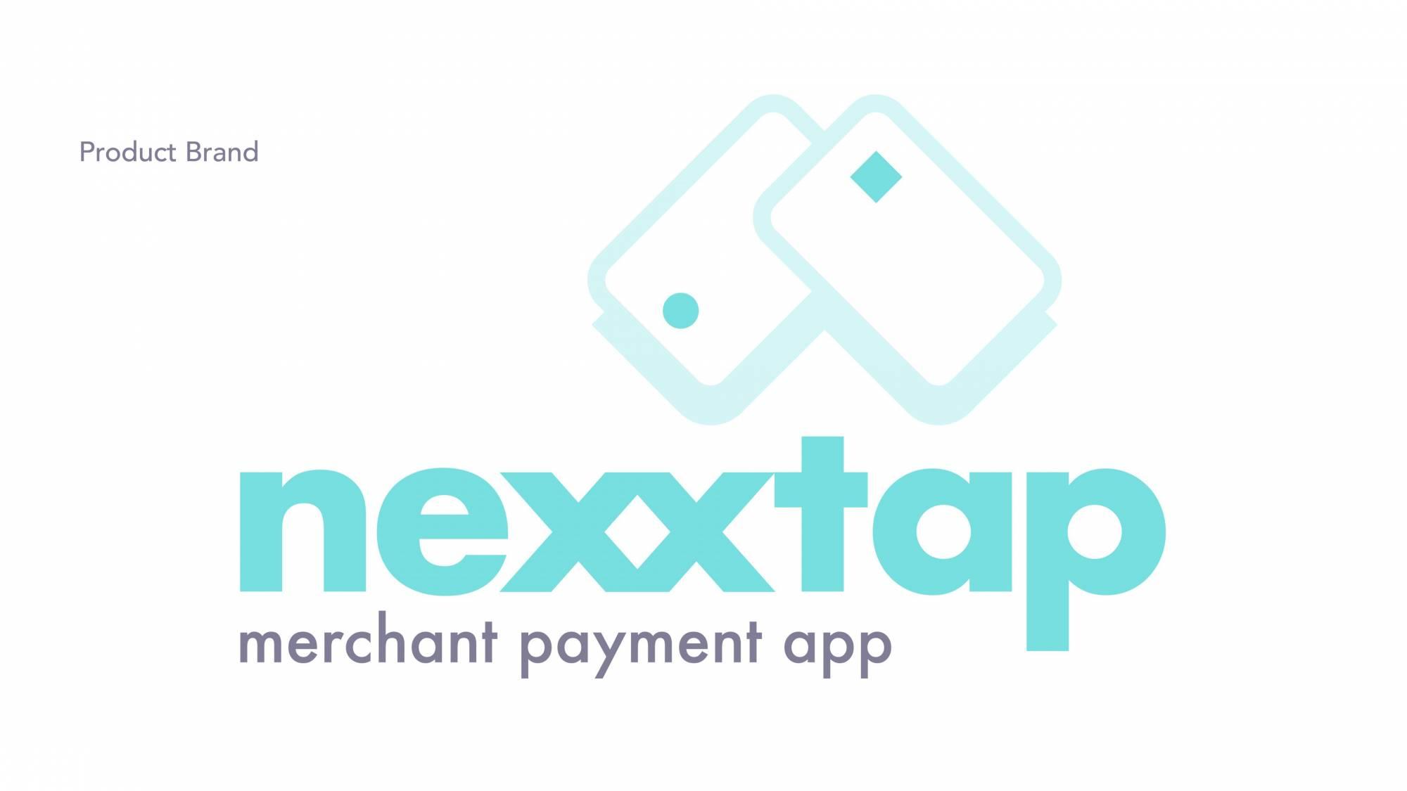 Nexxtap merchant payment app brand logo