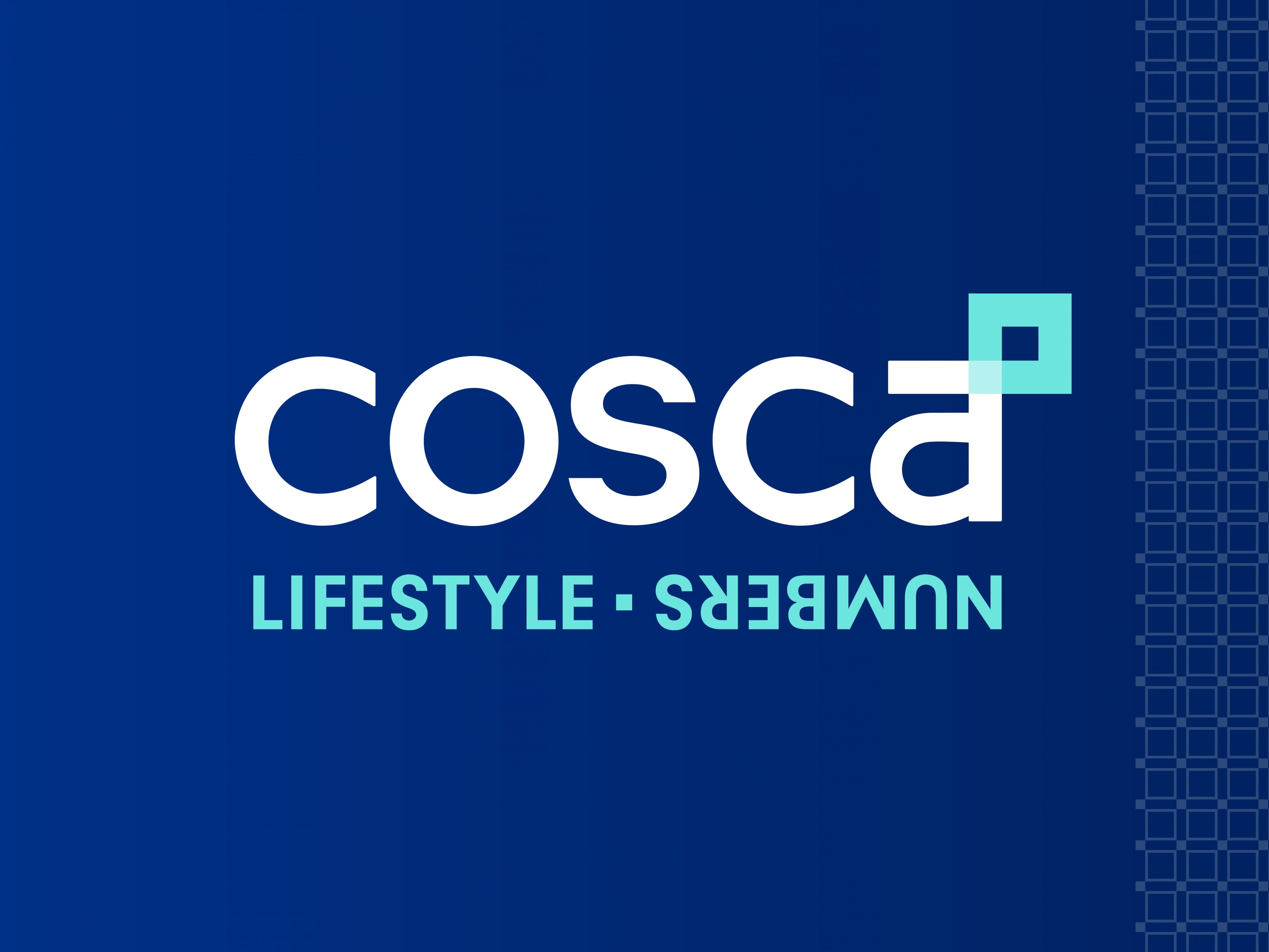 Financial services Cosca new brand identity